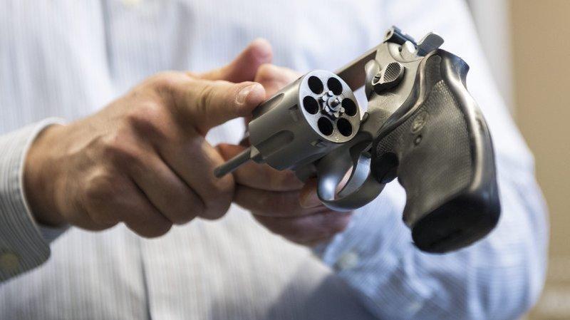 La police neuchâteloise collecte gratuitement vos anciennes armes