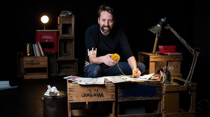 Le Chaux-de-Fonnier Robert Sandoz dirigera le nouveau Théâtre du Jura