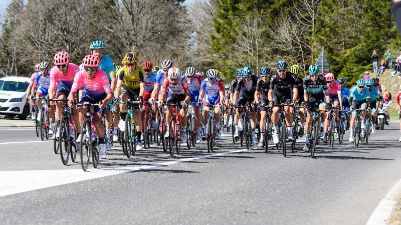 Tour de Romandie en 2021 à Morteau, avant le Tour de France?