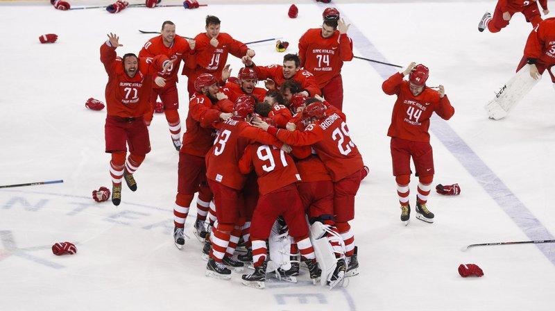 La Russie pourra-t-elle participer au championnat du monde en Suisse?
