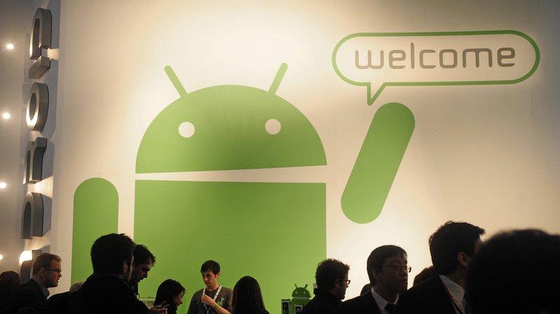 Toutes les versions d'Android sont concernées par cette faille. (illustration)