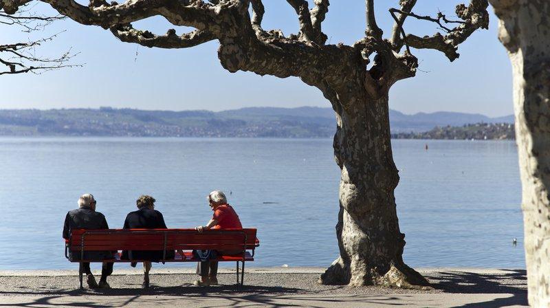 La différence est particulièrement importante chez les personnes choisissant de travailler à temps partiel et les retraitées divorcées. (illustration)