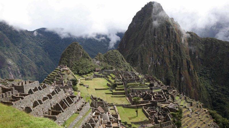 Le Machu Picchu est inscrit depuis 1983 au patrimoine de l'humanité établi par l'Unesco. (illustration)