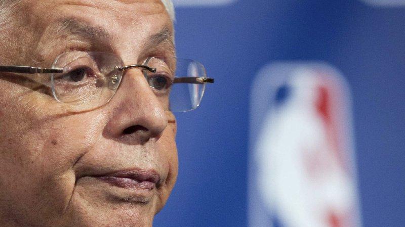 Basketball: décès de David Stern, ancien patron de la NBA