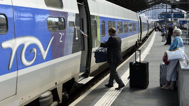 Les CFF recommandent aux voyageurs de se renseigner sur l'horaire en ligne. (illustration)