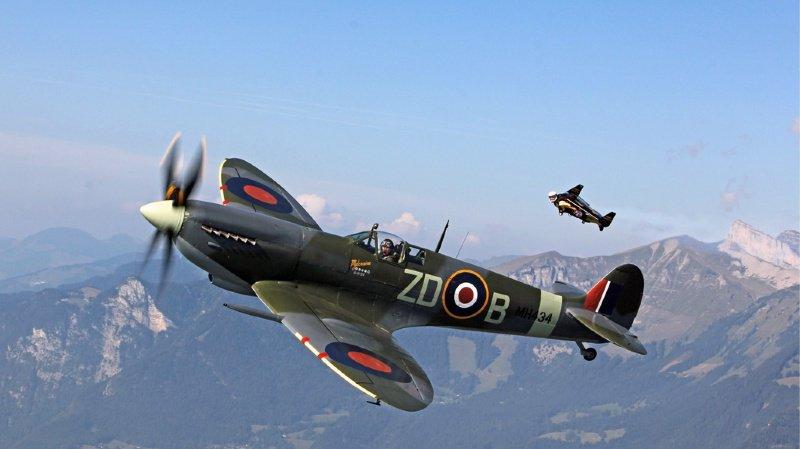 Les Spitfires ont connu leur heure de gloire durant la Seconde Guerre mondiale. (Archives)