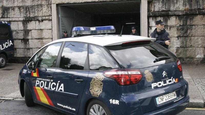 Insolite: voleurs espagnols rattrapés par un policier Champion du monde de 4x400