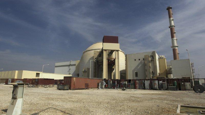 La centrale nucléaire n'aurait pas été endommagée. (archives)