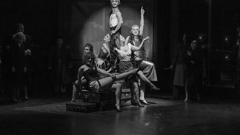 Extraits de la Comédie Musicale Cabaret de Kander