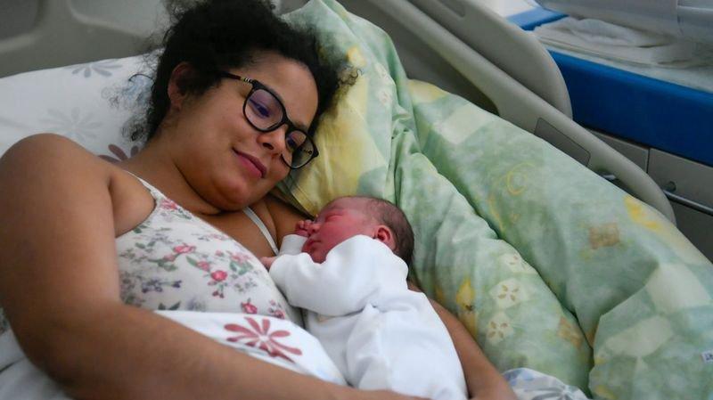 Sofia, reine de la maternité neuchâteloise en 2020