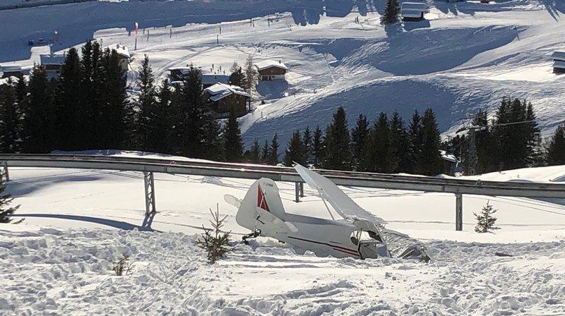 Accidents d'avion: en 10 jours, deux pilotes de près de 80 ans se sont tués en Suisse