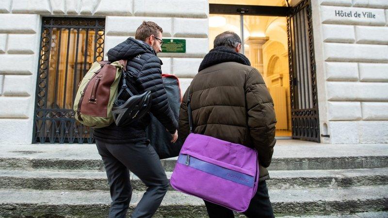 """Journaliste à """"20 minutes"""",  Frédéric Nejad a été acquitté par le Tribunal du Littoral  et du Val-de-Travers en décembre."""