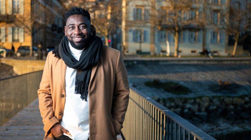 Christian Mukuna, pour l'amour du rire