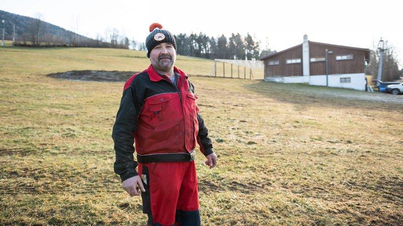 Neigera-t-il pour le 50e anniversaire du téléski du Crêt-du-Puy?