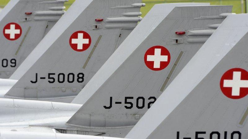 Armée: le Parlement donne son feu vert à l'achat de nouveaux avions de combat