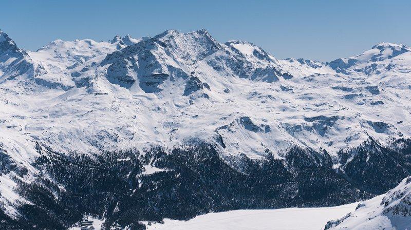 Saint-Moritz: un snowboardeur gravement blessé dans une avalanche