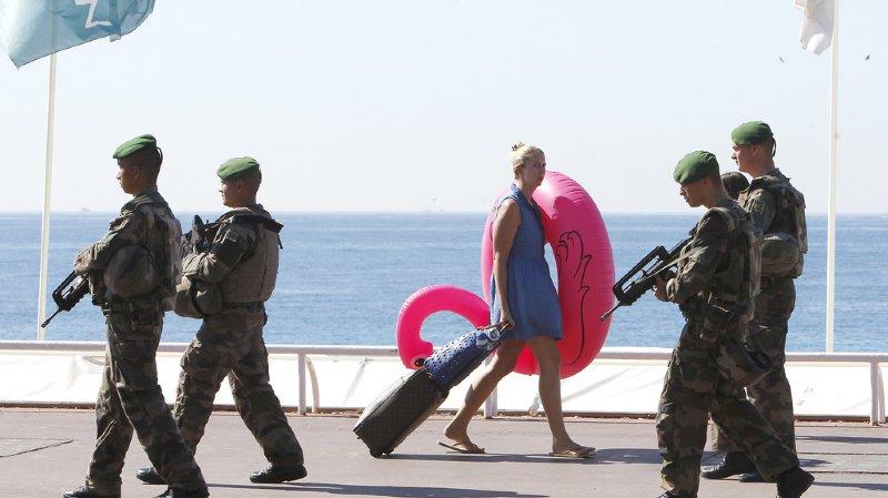 L'homme avait tenté d'assassiner au couteau trois militaires à Nice en février 2015. (illustration)