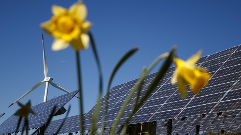 La Suisse a tout pour se passer des énergies fossiles.