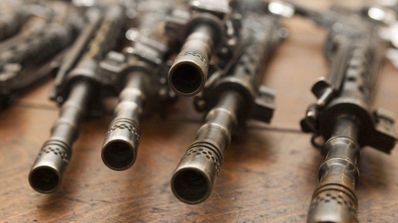 Exportations d'armes: le Conseil fédéral veut opposer un contre-projet à l'initiative