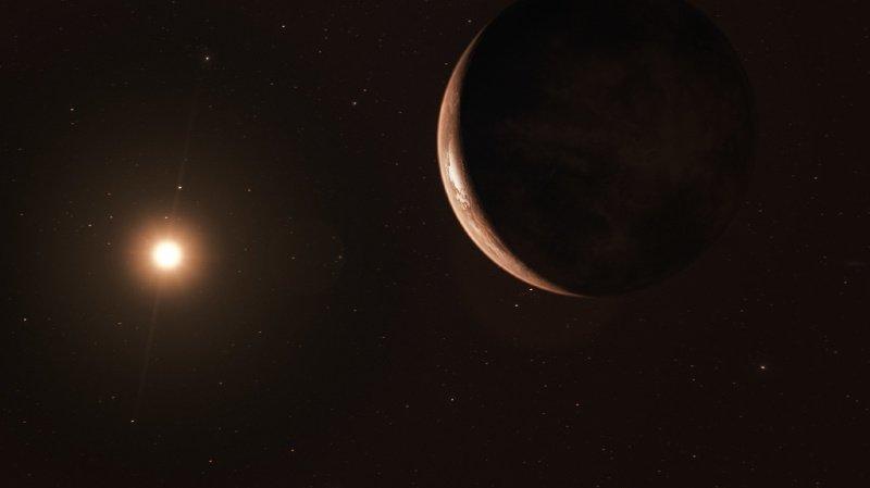 Espace: la Nasa découvre une planète de la taille de la Terre