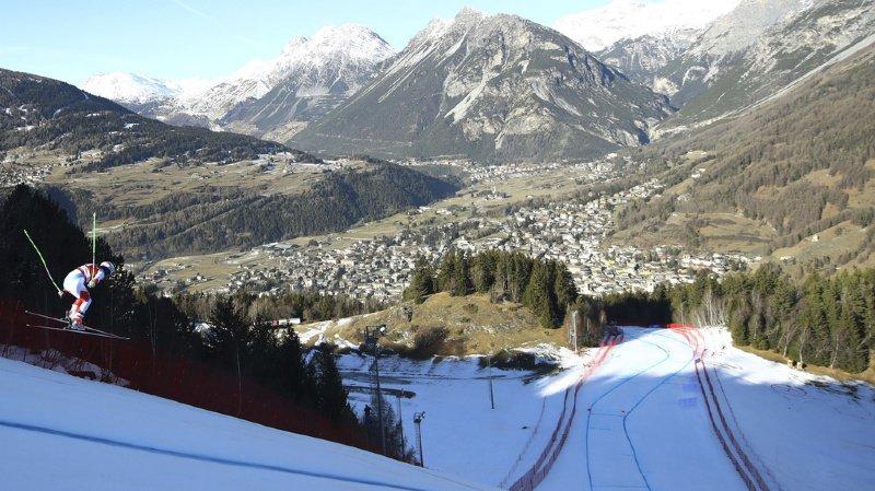 Ski alpin: la descente messieurs de Val Gardena programmée à Bormio