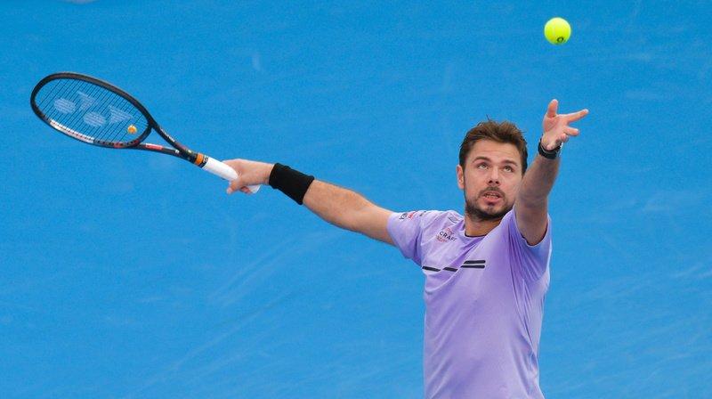 Tennis – Tournoi de Doha: Wawrinka se qualifie en quart de finale avec assurance