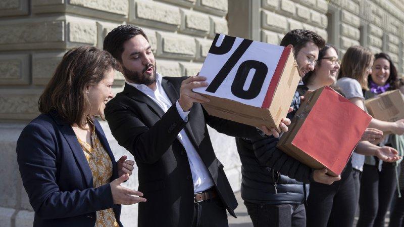 Parti socialiste suisse: Mattea Meyer et Cedric Wermuth candidats à la présidence