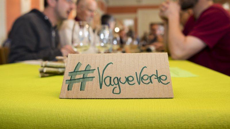 Linguistique: «vague verte» est l'expression de l'année 2019 en Suisse romande