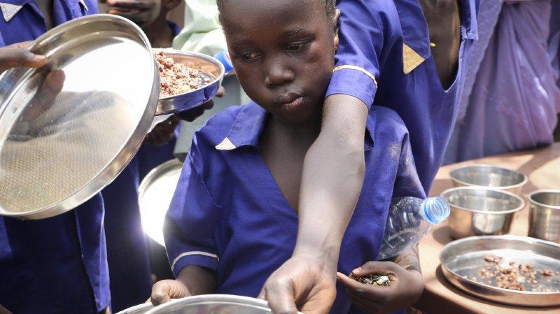 Santé: des extrêmes de malnutrition dans de nombreux pays