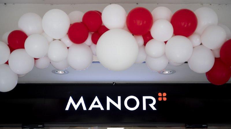 Commerce de détail: l'enseigne Manor peut continuer d'utiliser son logo