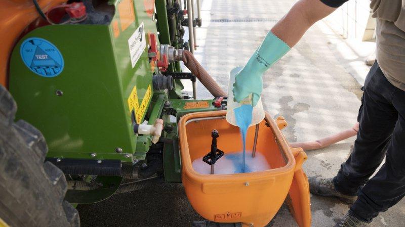 Pesticides: le National veut mieux protéger les eaux suisses