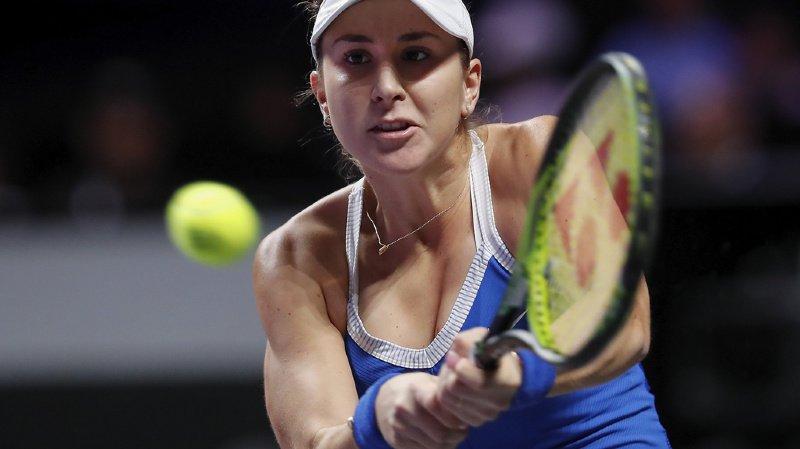 Tennis – Tournoi de Shenzhen: faux départ pour Belinda Bencic