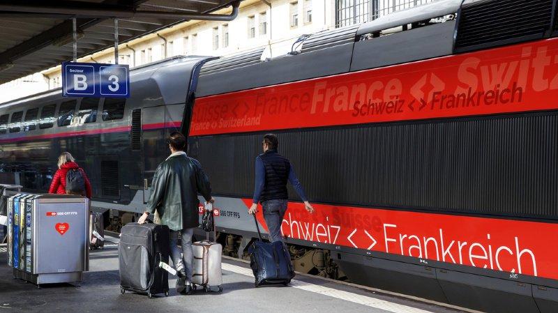 Grève en France: le trafic TGV Genève-Paris reprend progressivement