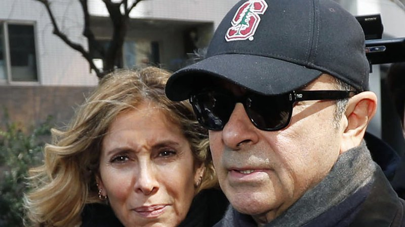 Automobile: l'ex-patron de Renault-Nissan Carlos Ghosn a quitté le Japon pour rejoindre le Liban