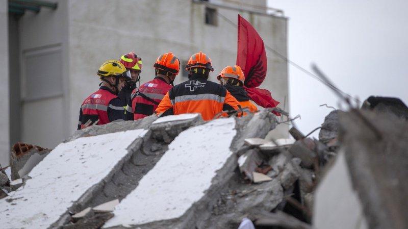 L'EIR, qui compte des ingénieurs du bâtiment et du génie civil, a contrôlé de nombreuses habitations, notamment à Durrës, une ville fortement touchée par les secousses, et à Kruja. (illustration)