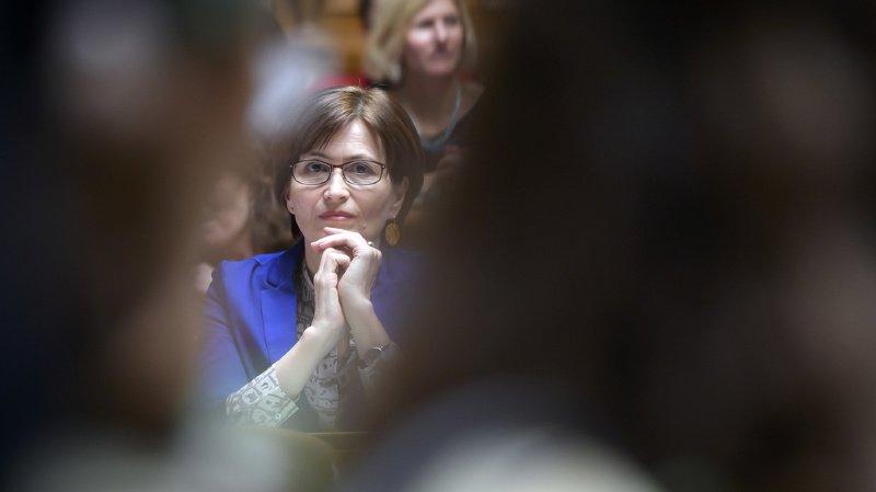 Conseil fédéral: les Vert'libéraux ont auditionné Regula Rytz