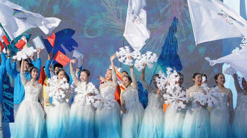 JO de Pékin 2022: les organisateurs cherchent 39'000 bénévoles