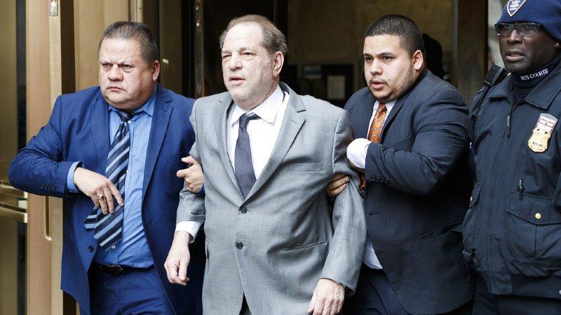 Etats-Unis: Harvey Weinstein accusé d'agression sexuelle sur mineure en 2002