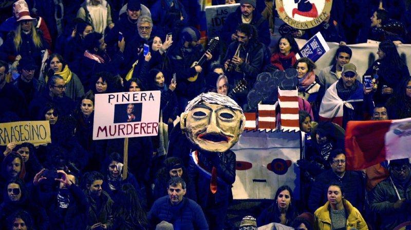 Climat: manifestation à Madrid pour mettre la pression sur la COP25