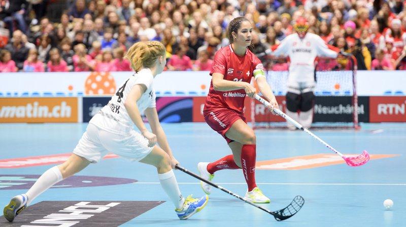 Mondiaux d'unihockey féminin: débuts en fanfare pour l'équipe de Suisse
