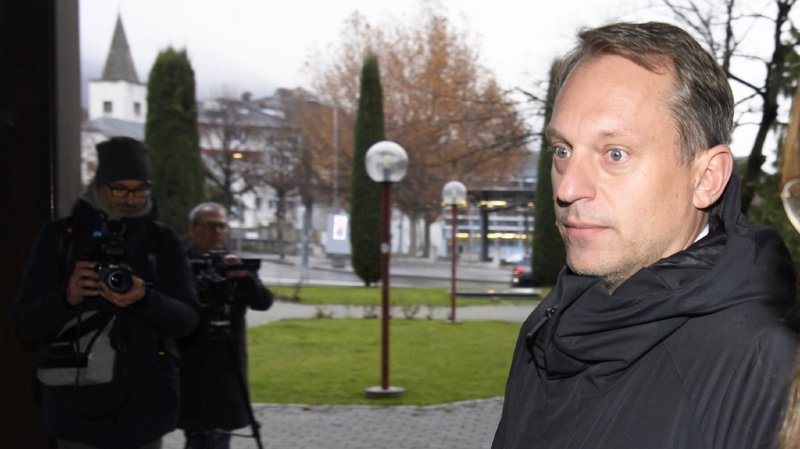 Valais: accusé de viol, l'ancien tennisman Yves Allegro risque 4 ans de prison