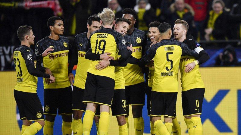 Football – Ligue des champions: Dortmund, Liverpool et Naples qualifiés pour les 8es de finale