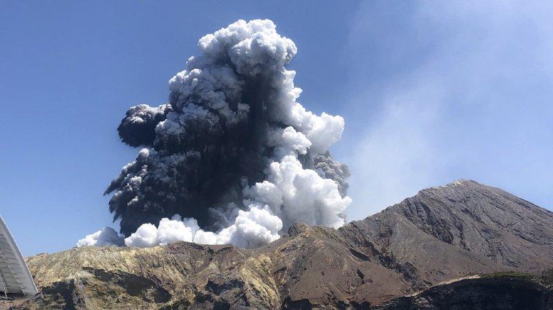 Nouvelle-Zélande: le bilan de l'éruption monte à 19 morts