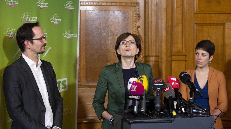 Les Verts se poseront la question de la candidature à chaque vacance.