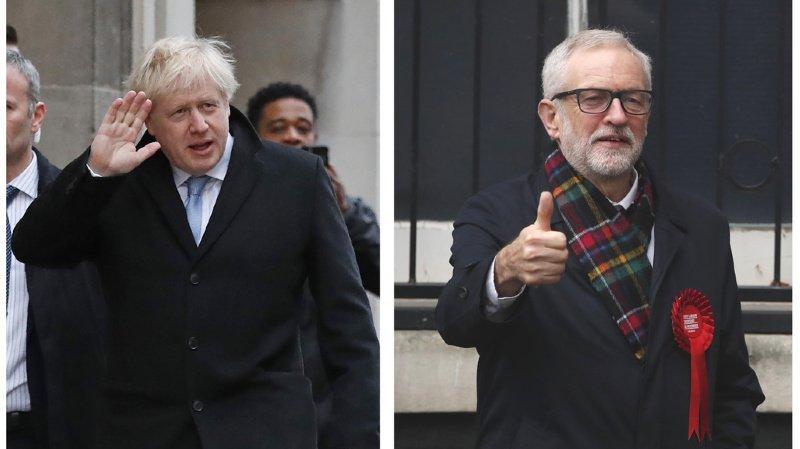 Boris Johnson a réussi son pari face au Labour de Jeremy Corbyn.