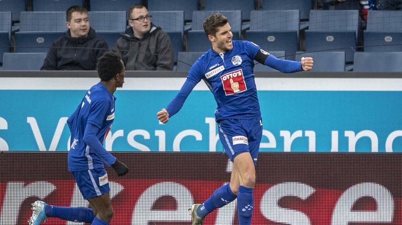 Football: Bâle s'incline face à Lucerne, Sion et Xamax font match nul, Young Boys rentre bredouille