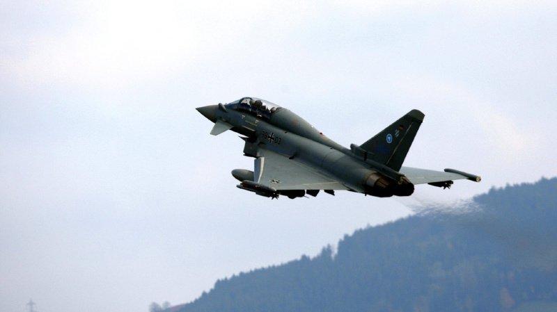 Armée: demande d'avions de combat aux autorités françaises, allemandes et américaines