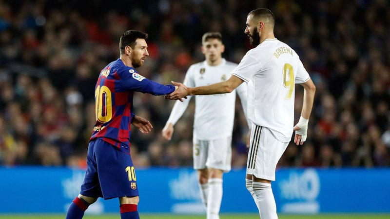 Football: pas de but dans le Clasico Barcelone-Madrid, une première depuis 2002