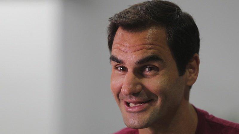 Environnement: Roger Federer répond aux militants pro-climat