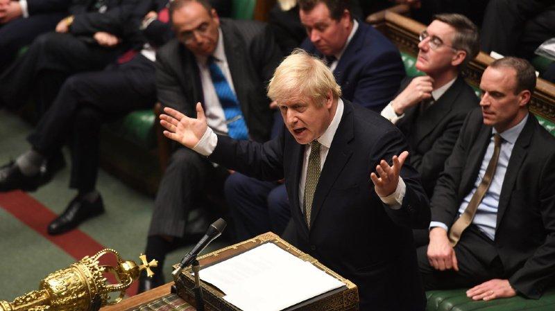Brexit: le Parlement britannique dit oui à l'accord proposé par Boris Johnson